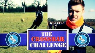 Old School Crossbar Challenge  | Wycombe Wanderers