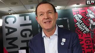 ADAM SMITH REACTS TO FRANK WARREN'S OFFER TO SKY SPORTS & EDDIE HEARN / TALKS CROWD NOISE TV ISSUE