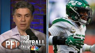 Jets' Jamal Adams continues push for trade, rips Adam Gase | Pro Football Talk | NBC Sports