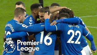 Rob Holding own goal puts Everton in front of Arsenal   Premier League   NBC Sports