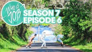 Kayaking Lava Dunes and Icy Hot Backwash | Who is JOB 8.0 S7E6