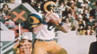 Rams First Trip to the Super Bowl – 1979 Season   LA Rams Yearbook