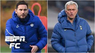 Chelsea vs. Tottenham: Does Frank Lampard or Jose Mourinho hold the advantage? | ESPN FC Extra Time
