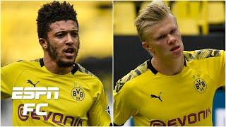 Erling Haaland or Jadon Sancho: Which Borussia Dortmund star would you buy? | ESPN FC Extra Time