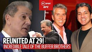 """""""It's Time!"""" Unbelievable Story of how Bruce and Michael Buffer were Reunited!"""