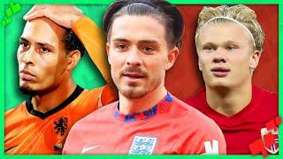 Why England Are RUINING Jack Grealish And Their Star Players! | W&L