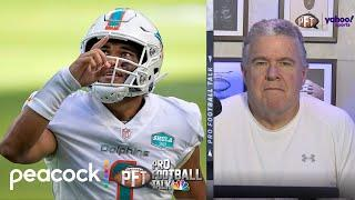It's time to believe in Tua Tagovailoa and the Miami Dolphins | Pro Football Talk | NBC Sports