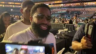 ADRIEN BRONER REACTS TO MAYWEATHER GOING 8 RDS WITH LOGAN PAUL, SAYS HE STOPS BOTH PAUL BROTHERS!