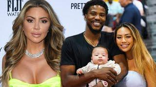 Malik Beasley's Wife Montana Yao Files For Divorce After Seeing Pics Of Him & Larsa Pippen On IG