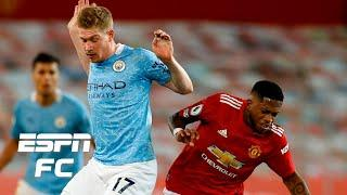 Manchester United vs. Manchester City looked like a preseason friendly - Craig Burley | ESPN FC