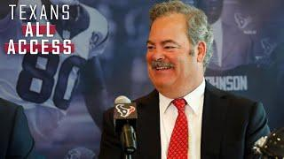 Houston Texans Chairman and CEO Cal McNair EXCLUSIVE Interview on the Coaching Change