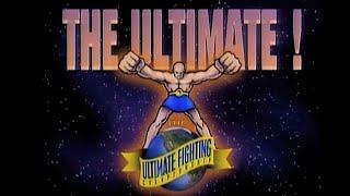Intro to First Ever UFC Event