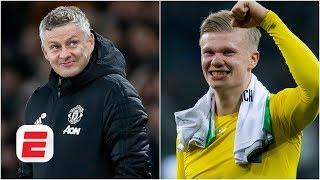 Erling Haaland to Manchester United: Why Ole Gunnar Solskjaer could still get his man | ESPN FC