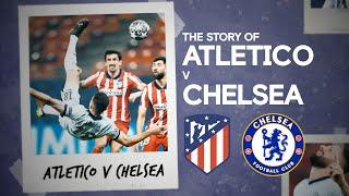 The Story Of The First Leg | Chelsea v Atletico Madrid | UEFA Champions League Round Of 16