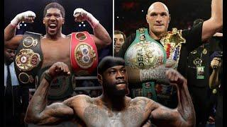 Would Deontay Wilder STEP ASIDE for Anthony Joshua vs Tyson Fury - IN DEPTH LOOK!