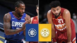 LA Clippers vs. Denver Nuggets [FULL GAME HIGHLIGHTS] | NBA on ESPN