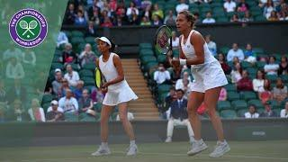 Match Point: Barbora Strycova/Su-Wei Hsieh vs Gabriela Dabrowski/Yifan Xu Wimbledon 2019 final