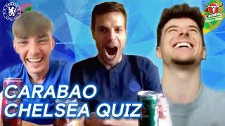 Mason Mount, Billy Gilmour & Azpilicueta Go Head To Head In The Ultimate Carabao Chelsea Quiz