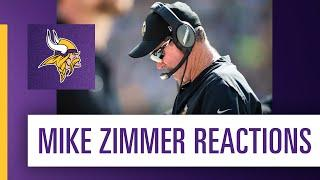 Paul Allen and Ben Leber React To Minnesota Vikings Head Coach Mike Zimmer's Contract Extension