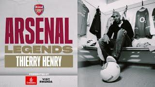 Full Documentary   Thierry Henry   Arsenal Legends