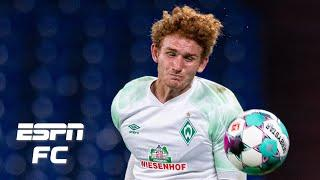 Josh Sargent vs. Schalke: EVERY TOUCH in Werder Bremen win | ESPN FC Bundesliga Highlights