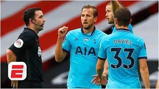 Harry Kane goal for Tottenham's should've stood 'for crying out loud' - Ian Darke | ESPN FC