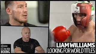 The most underrated boxer in the UK: Liam Williams training harder than ever before for world titles