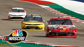 NASCAR Xfinity Series: Pit Boss 250 | EXTENDED HIGHLIGHTS | 5/22/21 | Motorsports on NBC