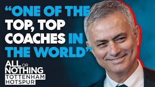 MOURINHO Arrives for his First Day as SPURS Manager | All or Nothing: Tottenham Hotspur