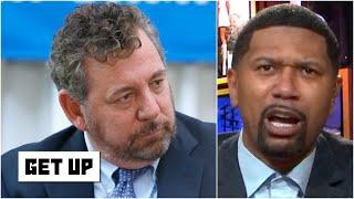 Jalen Rose reacts to James Dolan's follow-up email to MSG employees on George Floyd's death | Get Up