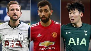 Kane, Fernandes or Son: Who is the Premier League player of the year so far?   ESPN FC Extra Time