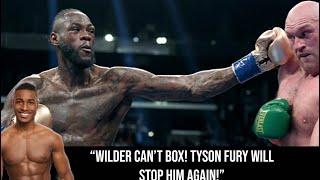 """WILDER IS ONLY TAKING [FURY] FIGHT FOR MONEY! - IDRIS VIRGO BRUTALLY HONEST/ BREAKS DOWN 3RD FIGHT"