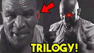(OMG!) EVANDER HOLYFIELD CALLS OUT MIKE TYSON FOR A BARE KNUCKLE TRILOGY ($100M DEAL)