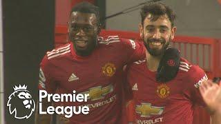 Aaron Wan-Bissaka gives Manchester United early lead v. Southampton | Premier League | NBC Sports