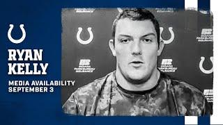 Ryan Kelly On Signing Contract Extension With Colts