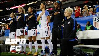 U.S. Soccer President issues apology to USWNT's Megan Rapinoe for kneeling policy | ESPN FC