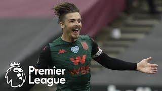 Jack Grealish gives Aston Villa priceless lead v. West Ham United | Premier League | NBC Sports