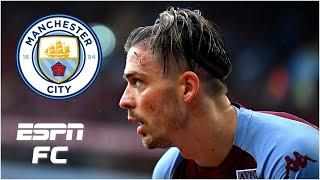Jack Grealish to Manchester City? How Guardiola could land both him AND Harry Kane | ESPN FC