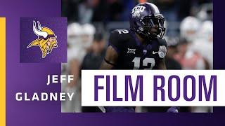 Film Room: How Jeff Gladney Excels at Coverage With Intelligence and Toughness | Minnesota Vikings