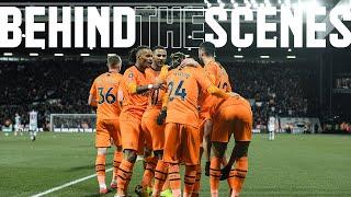 BEHIND-THE-SCENES | West Brom 2 Newcastle United 3