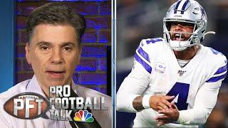 Will Dak Prescott stay with Cowboys? How much does he deserve? | Pro Football Talk | NBC Sports