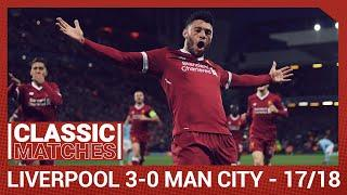 European Classic: Liverpool 3-0 Manchester City | Ox's fierce finish downs City