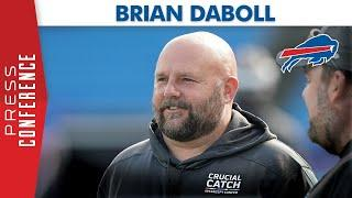 Bills OC Brian Daboll Believes There's No Substitute for the Relationships You Can Build
