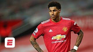Is Marcus Rashford really in the same class as Kylian Mbappe and Erling Haaland? | ESPN FC