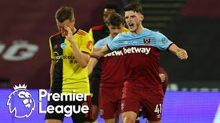 Wait is over as Leeds United promoted, West Ham hang on | Premier League Update | NBC Sports