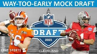 2021 NFL Mock Draft: Way-Too-Early Edition