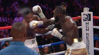 Knockout of the Week | Deontay Wilder | FIGHT HIGHLIGHTS