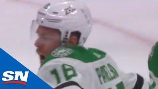 Joe Pavelski Scores Hat-Trick Goal With 11 Seconds Left In Third Period To Force Overtime