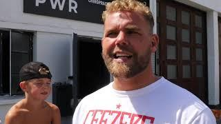 'I DONT REGRET IT' -BILLY JOE SAUNDERS RESPONDS TO CANELO CRITICISM, REACTS TO FURY-AJ MARBELLA TALK