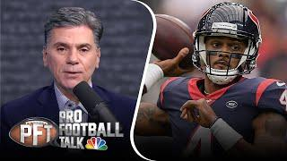PFT Overtime: Why Deshaun Watson wants shorter extension | Pro Football Talk | NBC Sports